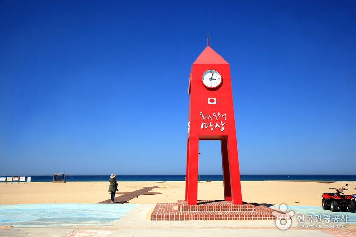 望祥海岸(망상해변)