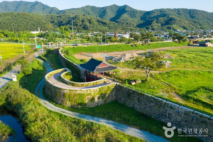 Military Headquarters of Jeolla-do Province, Gangjin (강진 전라병영성)