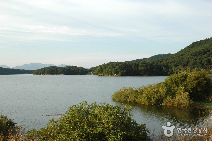 Gwangjuho Lake (광주호)