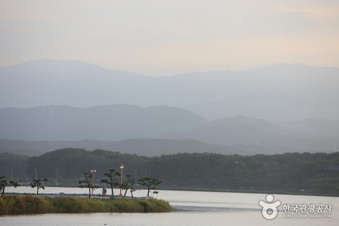 Gyeongpoho Lake (경포호(철새도래지))