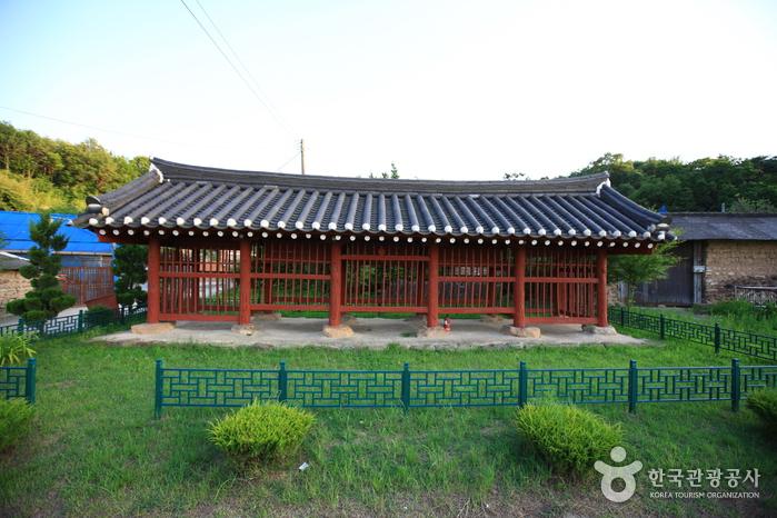 영동 덕수이씨 육세팔효정문