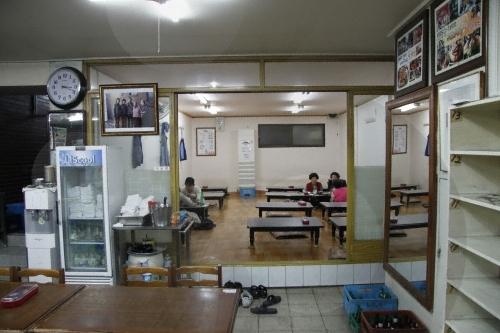 平安道チョッパルチプ(평안도족발집)