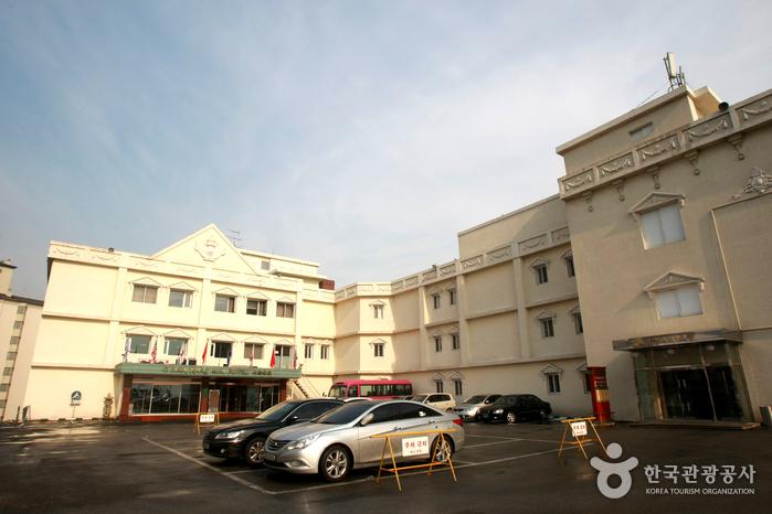 Hankang Hotel (한강 관광호텔)