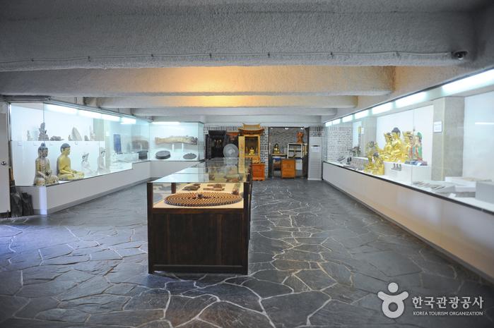 Музей буддийского искусства Мога (목아박물관)6