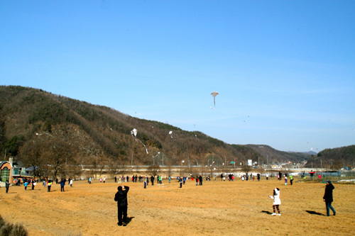 Yangpyeong Ice Festival (양평농촌체험마을 겨울얼음축제)