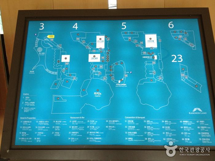 Casino Gangwon Land (강원랜드 카지노)2