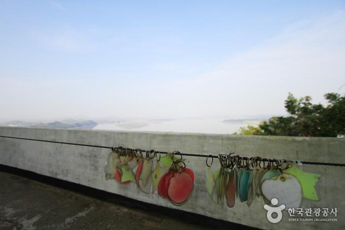 Gipfel Aegibong (Gimpo) (애기봉(김포))