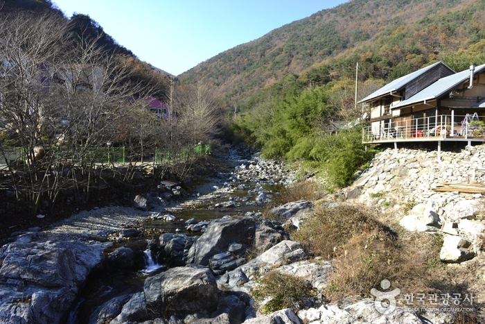 Baegundong Valley - Sancheong (백운동계곡(산청))