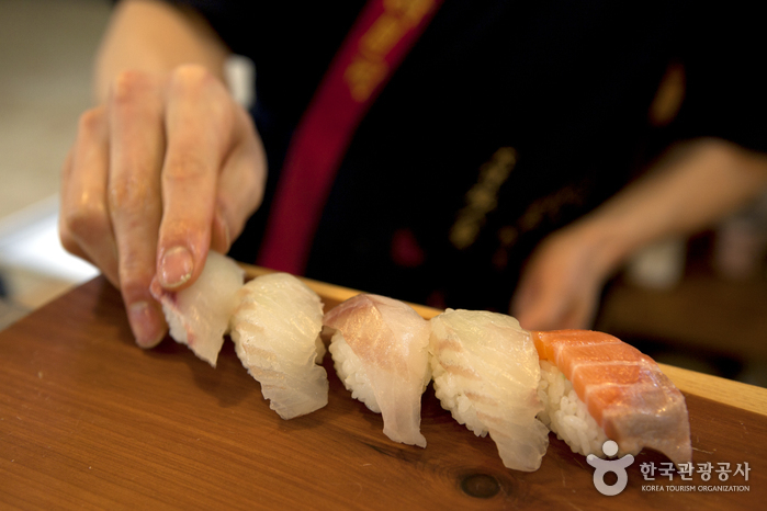 생선초밥집