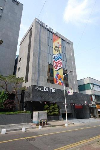 Hotel BUTI & - Goodstay (호텔부티앤[우수숙박시설 굿스테이])