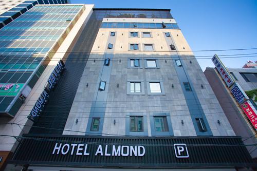 ホテルアーモンド[韓国観光品質認証](아몬드호텔[한국관광품질인증/Korea Quality])