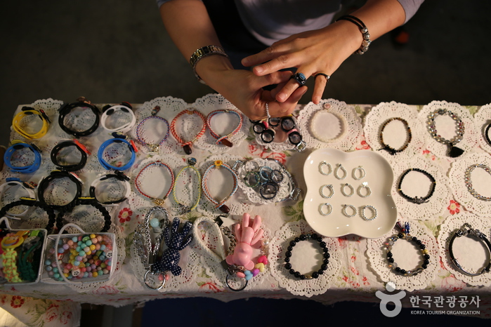Dongjin市場(동진시장)