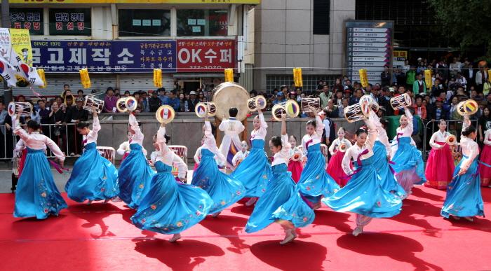 7080-Chungjang-Festival Gwangju (추억의 7080충장축제)