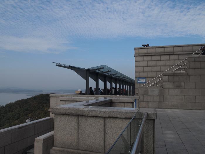 Observatorio de la Unificación Odusan (오두산 통일전망대)