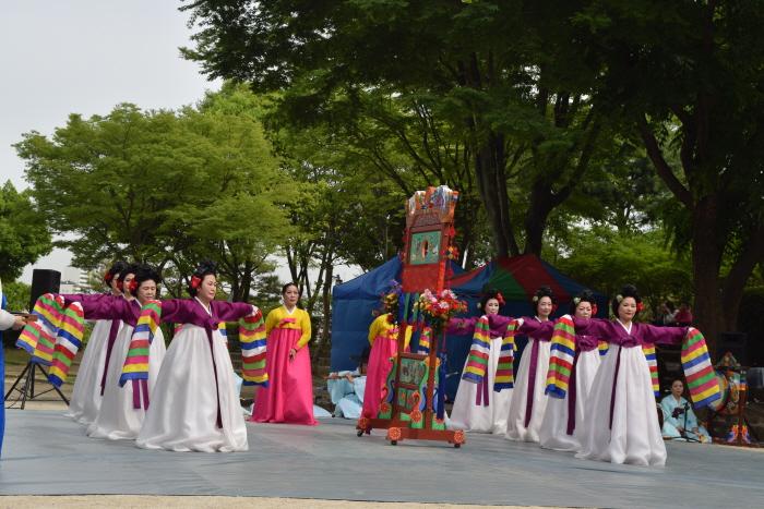 진주 무형문화재 토요상설공연 2018  사진2