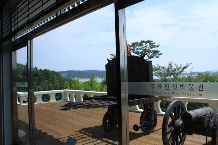 Gapgotdondae Fortification (갑곶돈대)