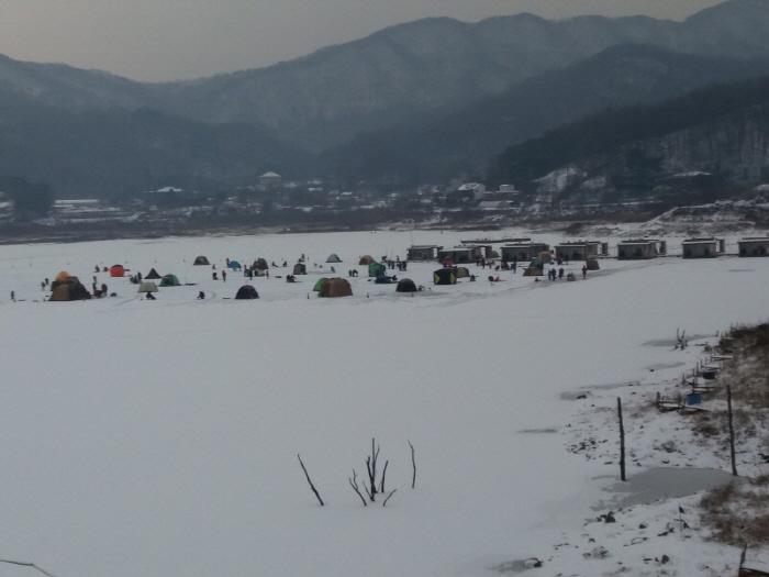 용인빙어축제 2018