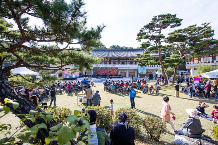 봉녕사 사찰음식 대향연 2018