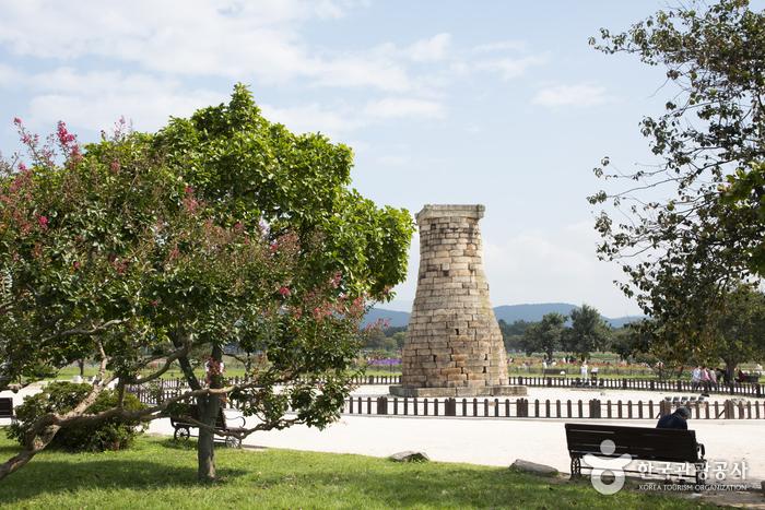 Observatorium Cheomseongdae (경주 첨성대)