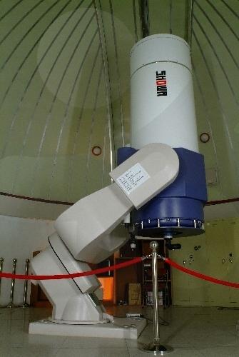 Yeongwol Byeolmaro Observatory (영월 별마로 천문대)