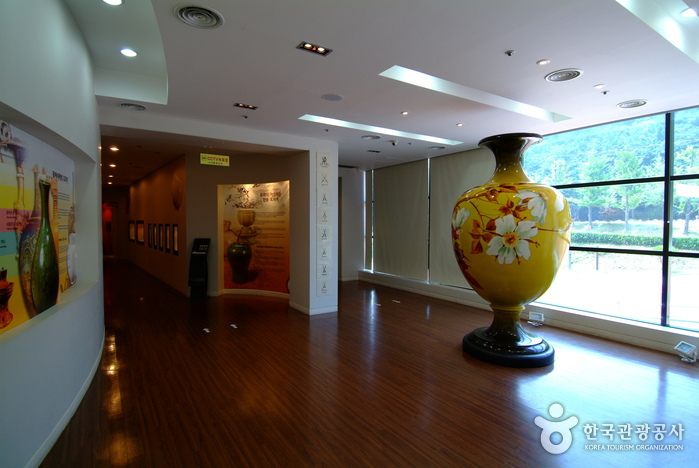 Gimcheon World Porcelain Museum (김천 세계도자기박물관)