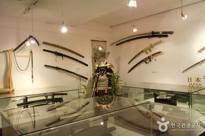 刀劍展示館(칼 갤러리)13
