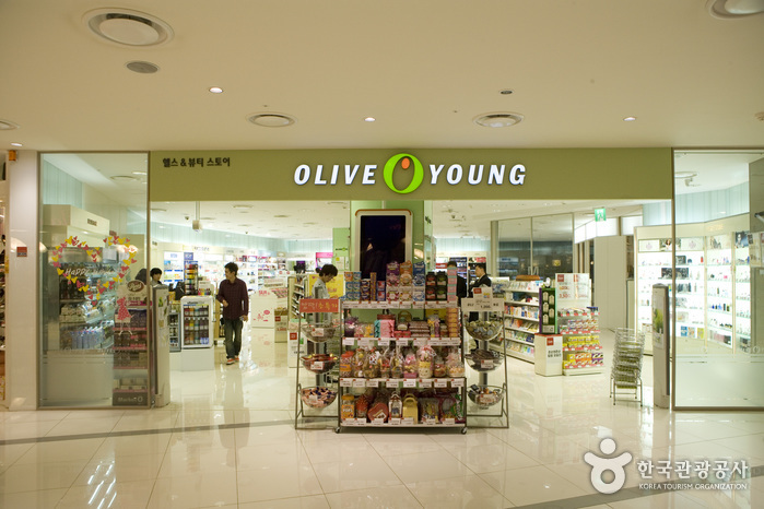 Olive Young - Times Square Shinsegae Branch (올리브영 (타임스퀘어신세계점))