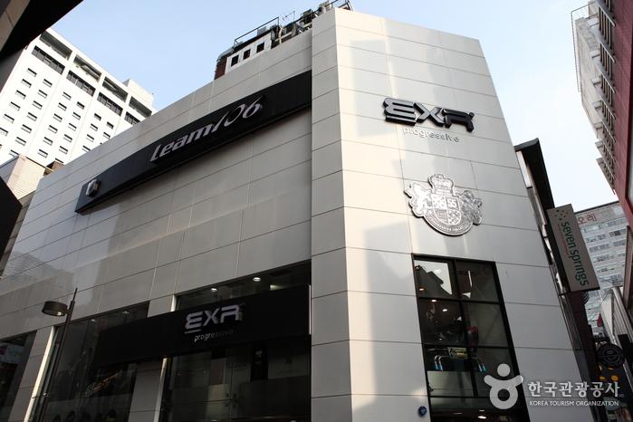 EXR Team 106 Gallery (Ryu Siwon Star Shop) (이엑스알 팀106 갤러리 (류시원 스타샵))