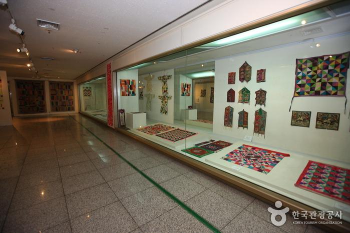 Музей текстиля и квилтинга Чхочжон7