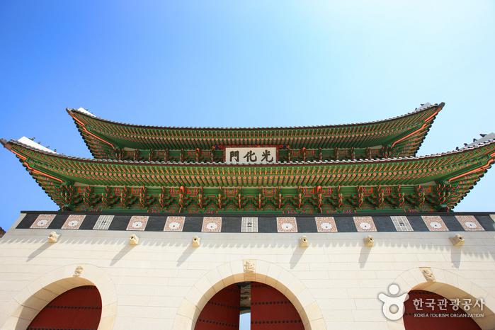 Tor Gwanghwamun (광화문)