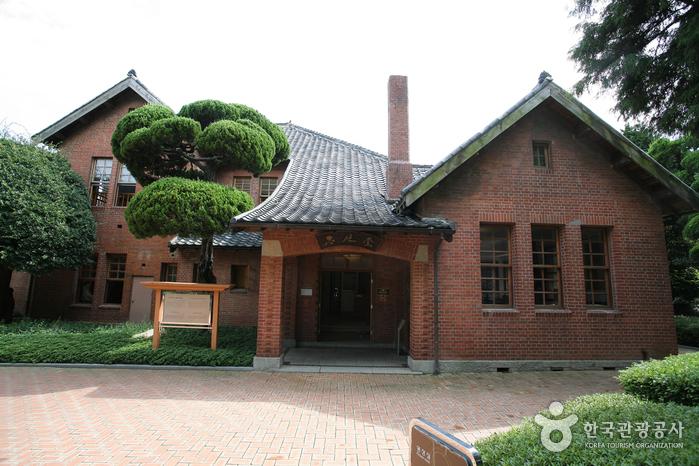Мемориальный холл (임시수도기념관)2