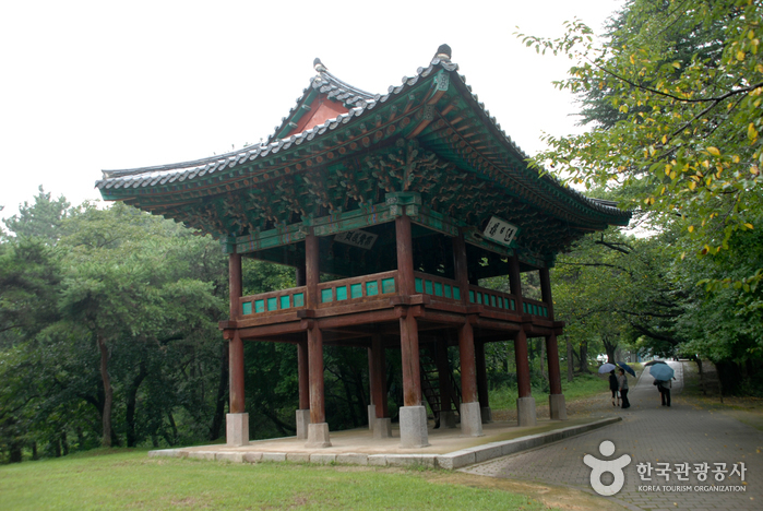 Gwanbuk-ri Relics and Busosanseong Fortress of Buyeo [UNESCO World Heritage] (관북리유적과 부소산성 [유네스코 세계문화유산])