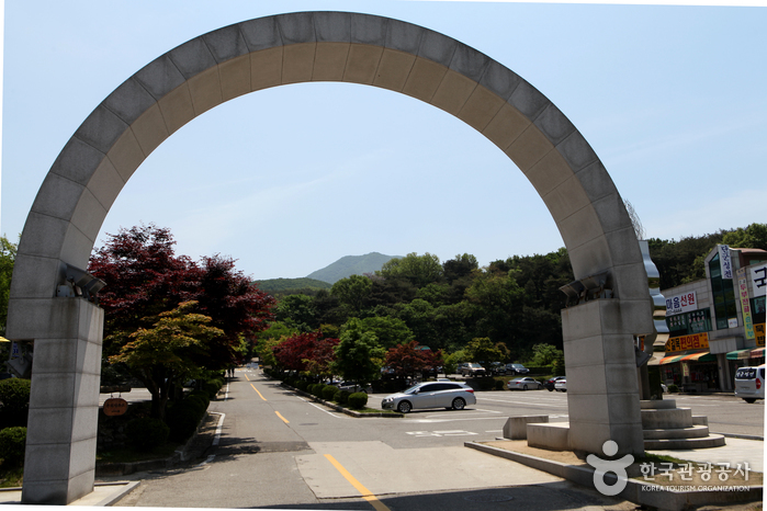 Manisan Mountain Ganghwa (마니산 강화)