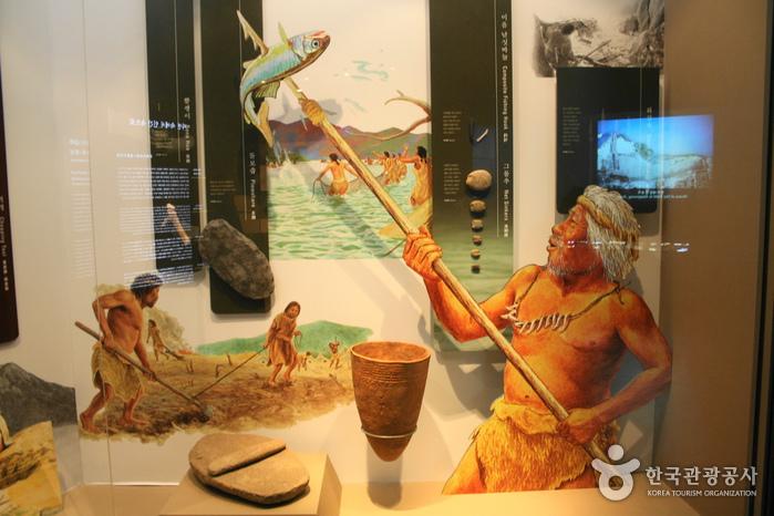 한민족 생활사의 선사시대 생활 모습