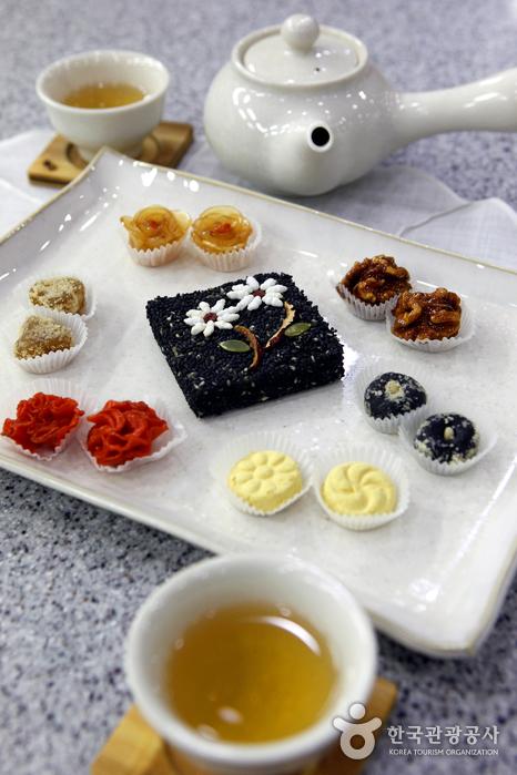 Namdo Food Festival (남도음식문화큰잔치)