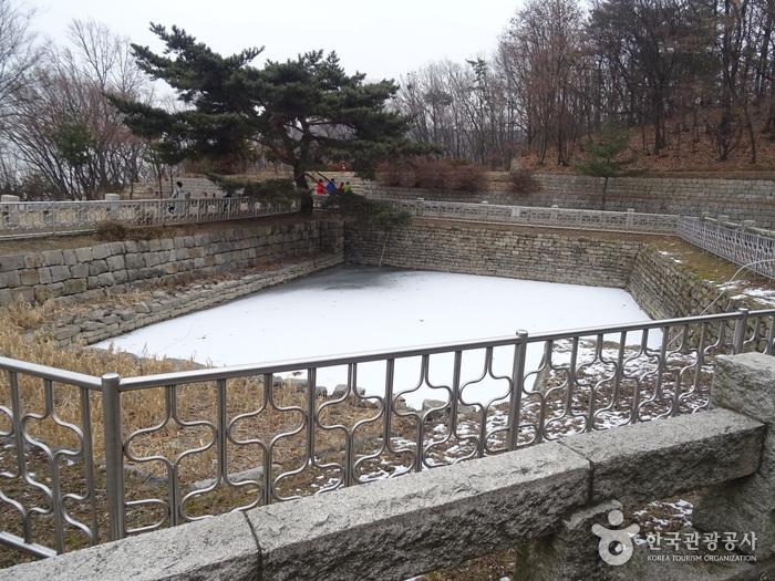 서울 호암산성(한우물 및 주변산성지)