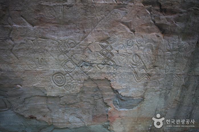 천전리각석계곡(울산) 사진4