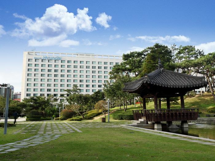 現代飯店(蔚山)(호텔현대(울산))