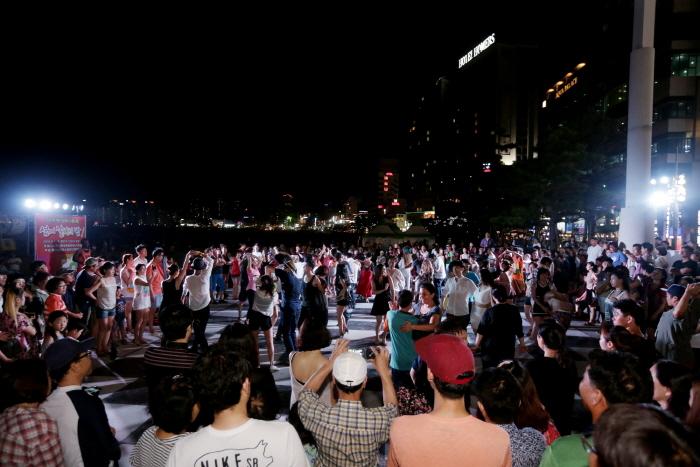 Meeresfestival Busan (부산 바다축제)