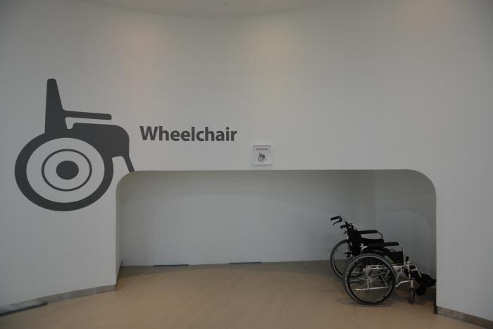 대여용 휠체어