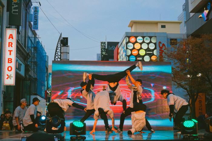청주 육거리·성안길 FESTA 2017