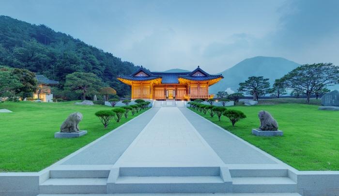 한국궁중꽃박물관
