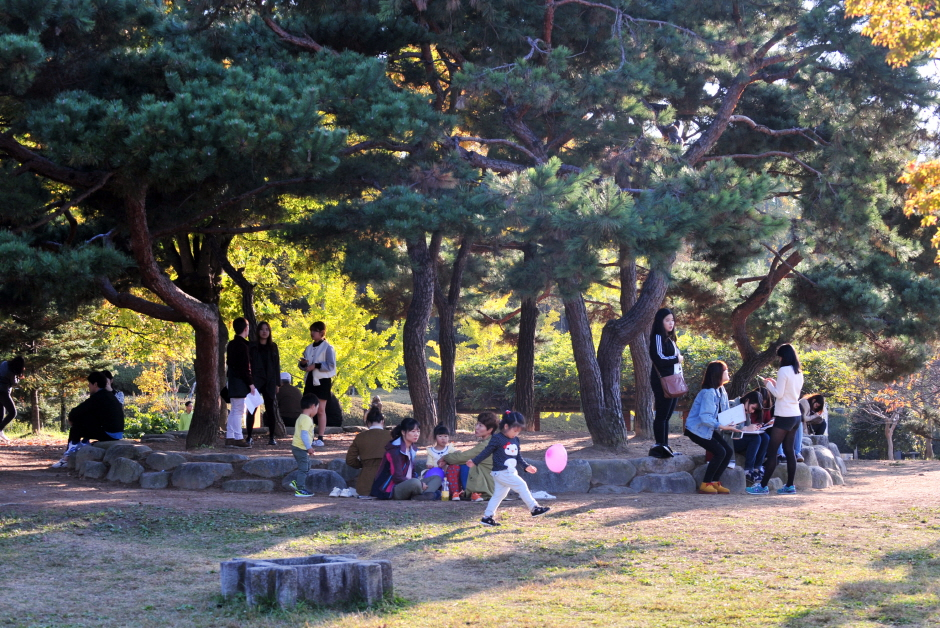 Jungoe-Park (중외공원)