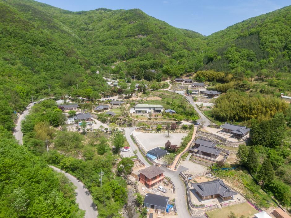 Aldea Tradicional Oseong (오성한옥마을)