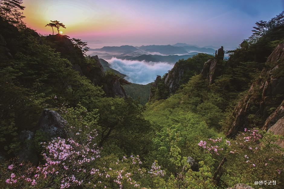 Provinzpark Daedunsan (Jeonbuk) (대둔산도립공원(전북))