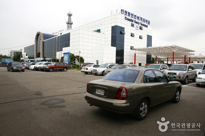 仁川旅客ターミナル(인천여객터미널)