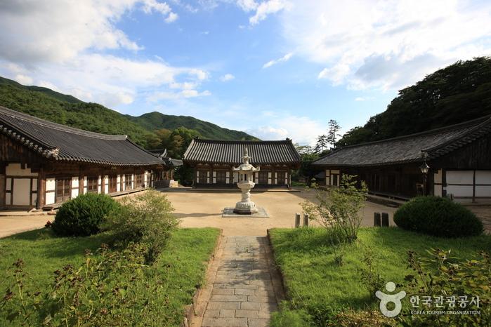 Cheoneunsa Temple - Gurye (천은사-구례)