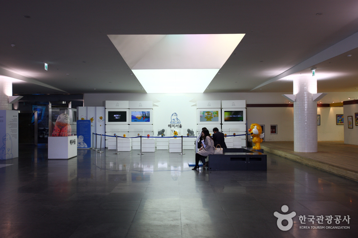 Plaza Gwanghwamun (광화문광장)22