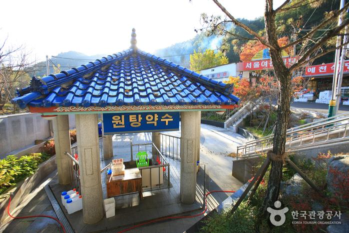Dalgi Yaksutang (Mineral Spring) (달기약수탕)