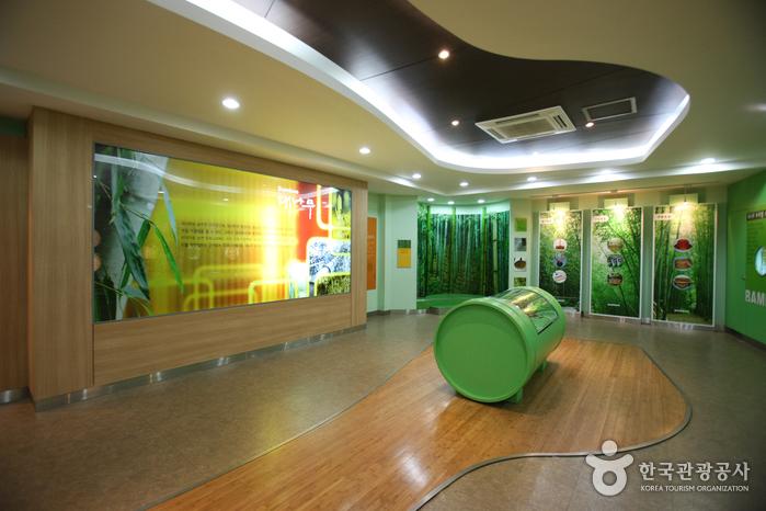 Корейский музей бамбука (한국대나무박물관)28